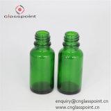 Cheap 30ml Green E-Liquid Glass Dropper Bottle