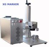 Cheap Wholesale Warranty 2 Years Portable Type 20W Plastic New Laser Marking Machine