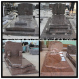 Cheap Belgium Marble Tombstone for Sale