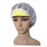 Nonwoven Cap, Worker Cap in Production Line, for Cooking