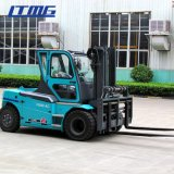 Forklift Truck Electric 8 Ton Counterbalance Electric Forklift Truck for Sale