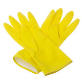 Garden Work Household Foam Latex Coated Gloves with Lowest Price