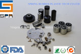 Customized Injection Molding Metal Steel Bonded Rubber Part Component