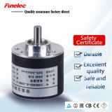 Manufacturer Low Cost Shaft Type Rotary Encoder for Servo Motor