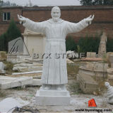 White Marble Figure Statue Granite Stone Sculpture