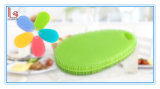 Silicone Wash Tool Bowl Scrubber Cleaner Flexible Dish Cleaning Brush
