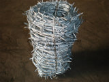 High Quality Hot-Dipped Galvanized Barbed Wire with Best Price Chinese Factory Manufacturer