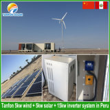 High Quality Hybrid Solar Wind System for Home/Industrial Use