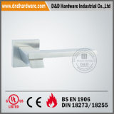 Customized Square Rose Door Handle with Ce Certification