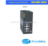 Advanced Managed 8 Ports Industrial Ethernet Switch