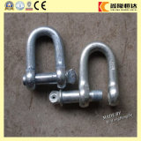 G-2150 Bow Type Screw Pin Small Stainless Steel Shackle