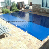 PVC Tarpaulins Above Ground Safety Swimming Pool Winter Covers
