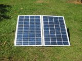 80W Folding Solar Panel for Carvan in Camping