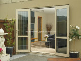 Seamless Anti Humidity Insulation Exterior Patio Aluminium Balcony Doors