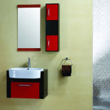 Hot Sale Wall Mounted PVC Bathroom Cabinet Sw-Mj863