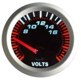 "2"" (52mm) Auto Dual Color LCD Digital Gauge (6197SB)"