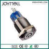 IP67 Small Metal Signal Indicator (push button switch)