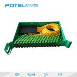 FTTH 1/2 Port Box PLC Optic Splitter Simplex Dumplex Adaptor with FC Sc LC St and Good Price