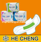 Ultra Good Quality Absorbent Lady Anion Sanitary Napkins