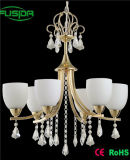 New Design Factory Smart Crystal Lighting Chandelier