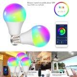 Dimmable Remote LED Bulb 9W WiFi Remote Control A60 E27