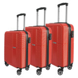 2020 ABS PC Trolley Travel Carryon Suitcase Luggage Bag with Spinner Wheels