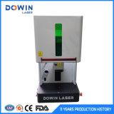 Desktop 30W Fiber Laser Marking Machine Name Card Laser Printer Jewelry Laser Marking Engraving Machine Price