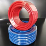 PVC Flexible Polyester Reinforced High-Intensity Air/Gas Hose/Pipe Used in Pneumatic Washing Apparatus, Compressors