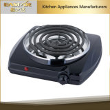 Cheapest Singel Spiral Electric Hotplate Es-101sw