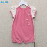 Gots Certificate Baby Clothes OEM Baby Sleeping Romper