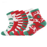 Custom Fleece Christmas Socks Gift Warm Cozy Socks for Women
