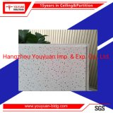 Mineral Fiber Wool Acoustic Ceiling Board 600X600mm