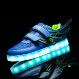 2017 New LED Luminous Adult Shoes, High Quality Cheap Sneaker LED Shoes, LED Casual Shoes