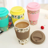Bamboo Fiber Cup with Eco-Friendly (YK-BC4056)