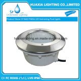 24W LED Underwater Lights Swimming Pool Light with Niche