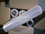 Shandong Manufacturer Wrapping Stretch Film Transparent PVC Film with Best Price