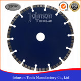 180mm Diamond Turbo Cutting Saw Blades for Fast Cutting Reinforced Concrete