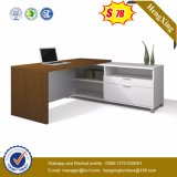 Ready Made 3 Drawers Typle Red Color Office Furniture (HX-0171)