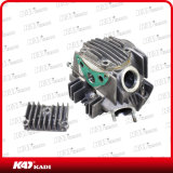 Motorcycle Spare Parts Cylinder Head Assy for Eco100
