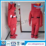 Solas Marine Insulated Neoprene Lifesaving Immersion Suit Thermal Protective Suit