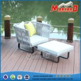 Aluminum Frame Weaving Rope Outdoor Patio Furniture