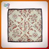 110*110cm Custom Printing on Silk Square Scarves