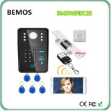 Wireless WiFi Video Door Phone Intercom System Doorbell with Wireless Remote Control Unlock