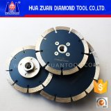 125mm Diamond Segmented Saw Blade with Flange
