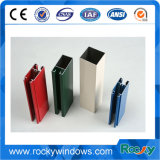 Powder Coating Windows Doors Fence Railing Aluminium Extrusion Profile