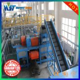 PLC Fully Automatic Plant Tire Shrdder Machine Tire Recycling Machine
