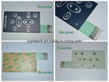 Industrial Keypad Membrane Switch Flexible Circuit Membrane Overlay