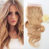 Wholesale Price Human Virgin Hair 13X4 Frontal Brazilian Virgin Hair Body Wave 27#