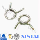 Custom Zinc Plated Anti-Rust Straight Leg Tortion Spring