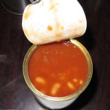 Canned Food Canned Baked Bean in Tomato Sauce 400g